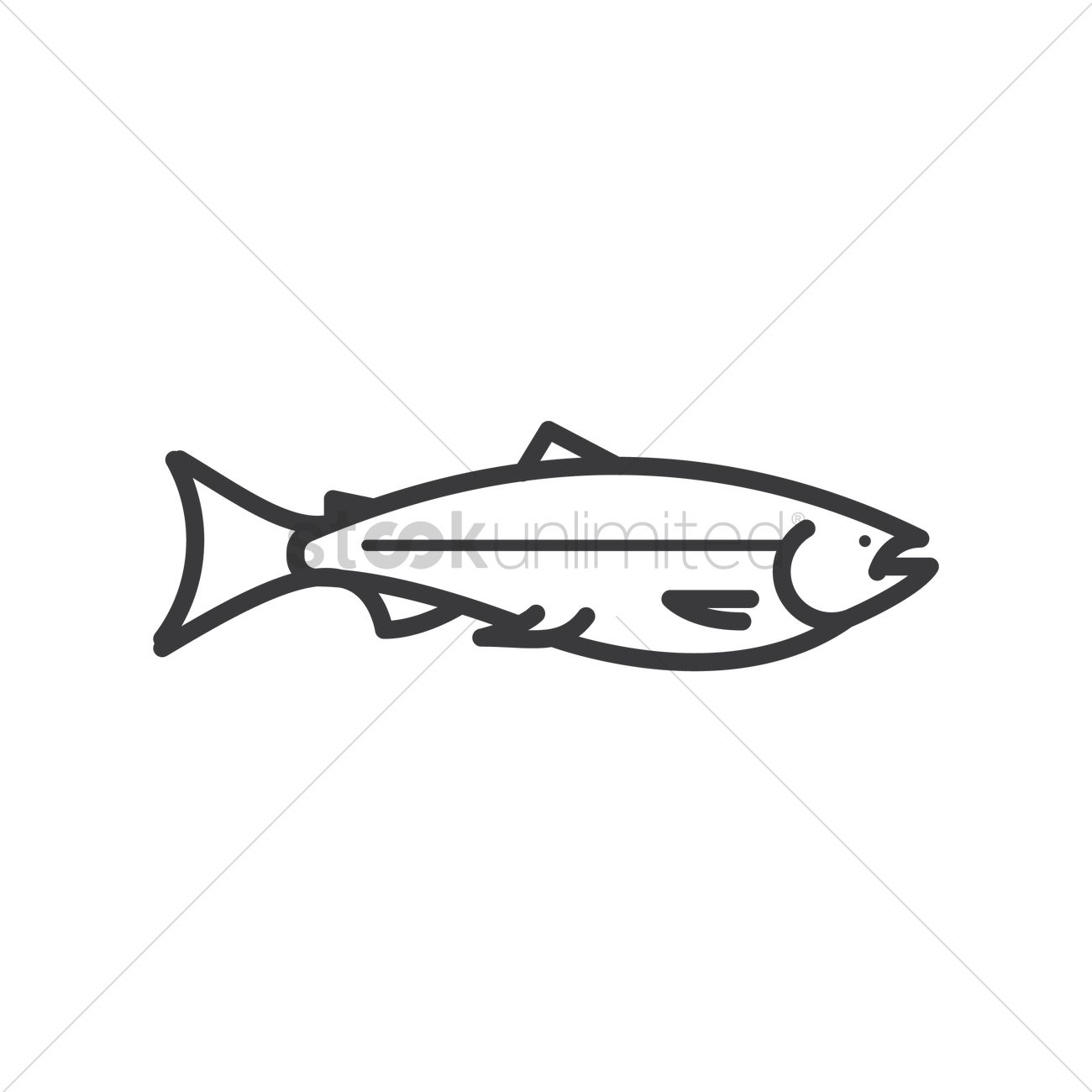 tuna fish vector image 1991884 stockunlimited tuna fish vector image 1991884