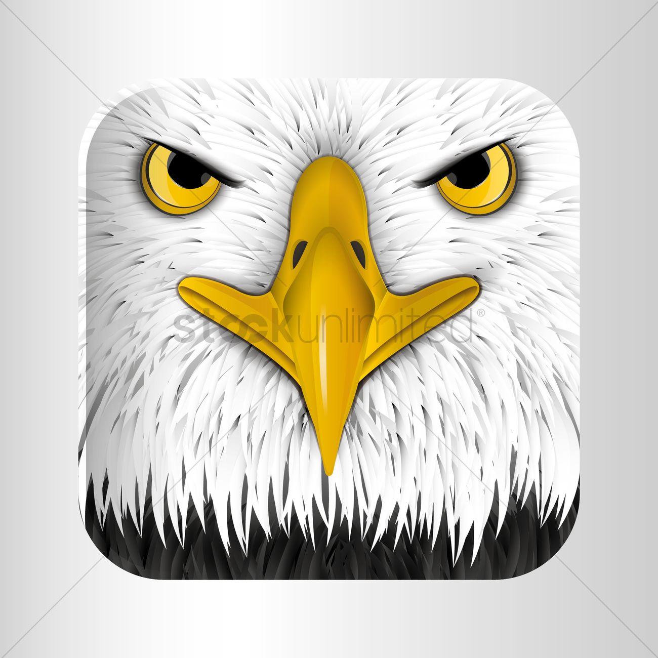 Usa Eagle Symbol Vector Image 1534740 Stockunlimited