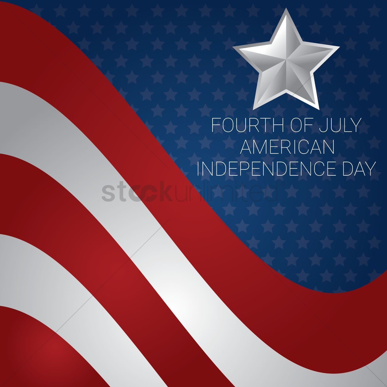 Usa independence day Vector Image - 1557288 | StockUnlimited