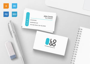 Templates : Business Card Template