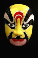 Traditional chinese opera mask