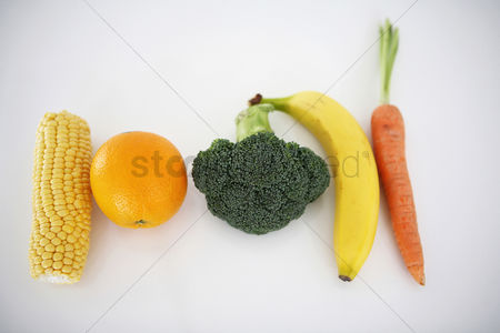 Fruit : A variation of fruits and vegetables