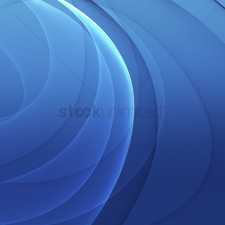 Blue background : Abstract background