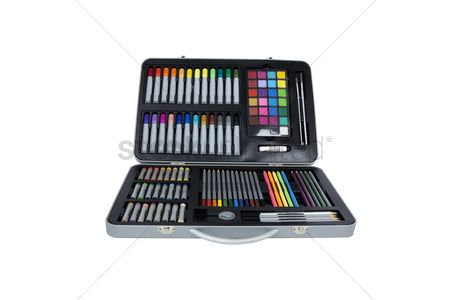 Sets : Case of art supplies