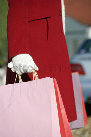 Coldness : Christmas shopping