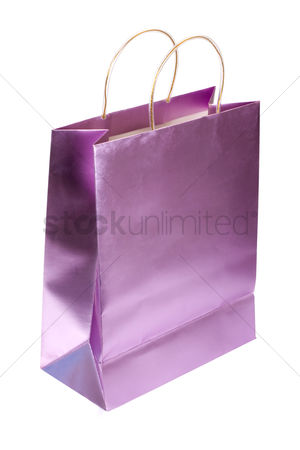 Shopping background : Close-up of a shopping bag