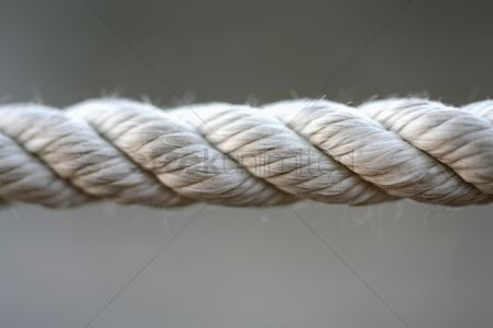 Rope : Close-up of rope