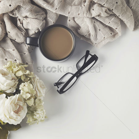 Floral : Coffee break