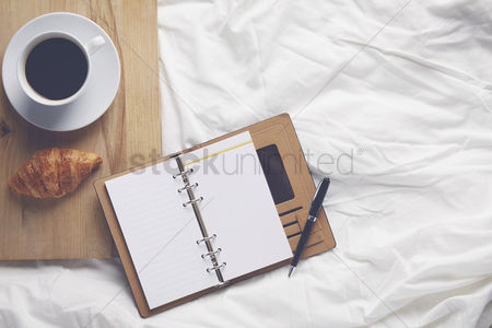 Notebook : Coffee break