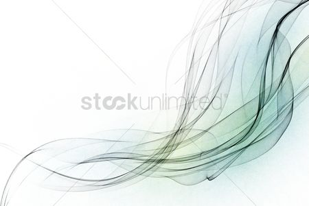 Fine lines : Colorful abstract background