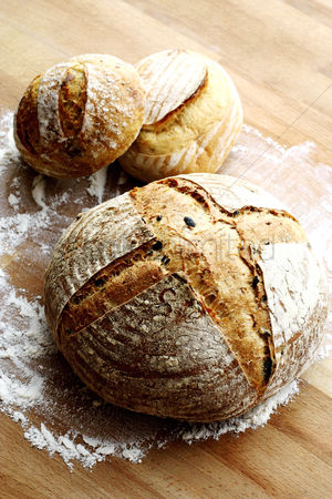 Ready to eat : Country bread