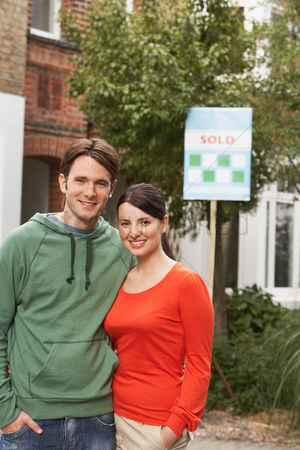 First : Couple buying home together