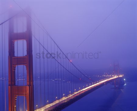 Transportation : Golden gate bridge san francisco bay