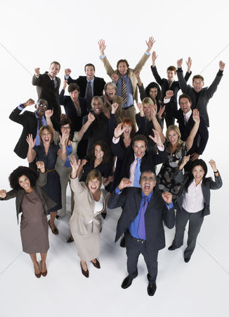 People : Group of businesspeople