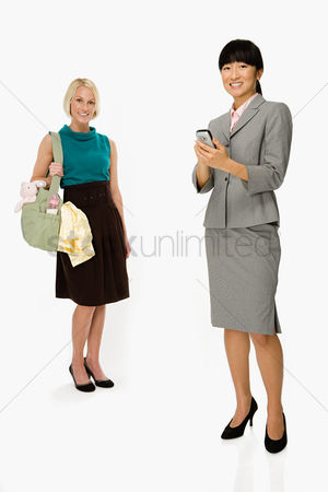 Housewife : Mother and businesswoman