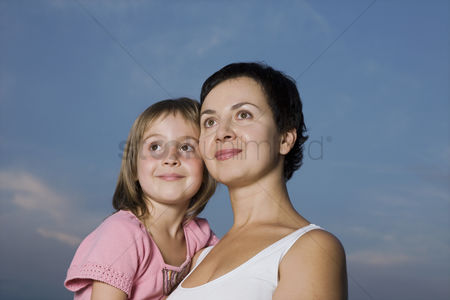 Offspring : Mother and daughter