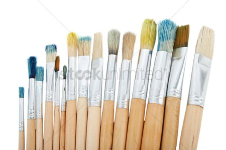 Creativity : Paint brushes