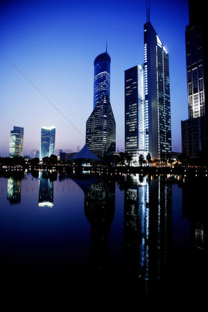 China : Pudong district