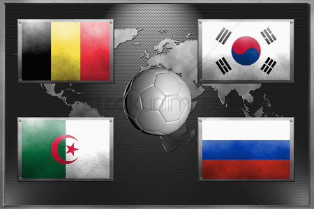 Korea republic : Soccer team for group h