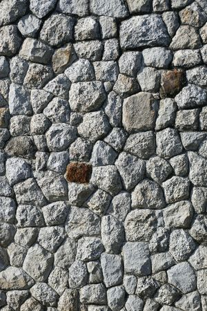 Texture : Stone wall