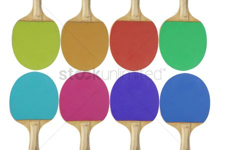 Sets : Table tennis paddles