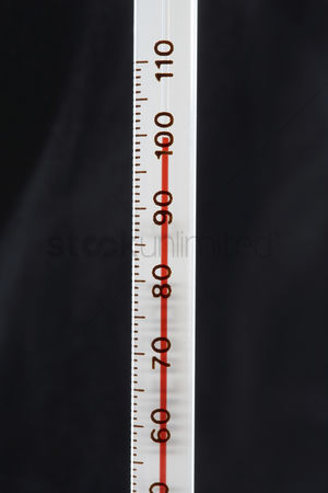 Thermometer : Thermometer close-up