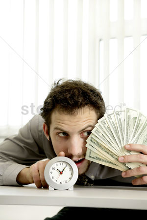 Conceptual : Time is money