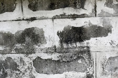 Weathered : Weathered brick wall
